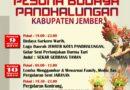 GSBD Kabupaten Jember 2018