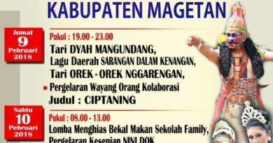 GSBD Kabupaten Magetan 2018