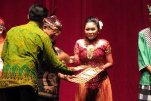 Kota Probolinggo Juara Parade Musik Gamelan